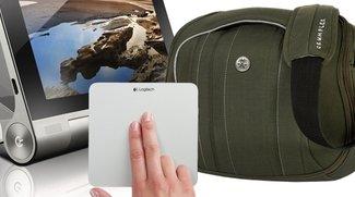 Restposten: Crumpler-Taschen, Trackpad, Keyboards und iPad-Alternative mit starken Preisnachlässen