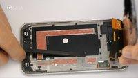 Samsung Galaxy S5: Display Reparatur