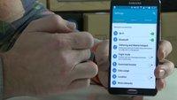 Samsung Galaxy Note 3: Update auf Android 5.0 Lollipop wurde kurzzeitig in Vietnam verteilt