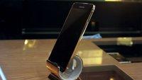 Samsung Galaxy Note 4: 2.000-Dollar-Variante mit Rahmen aus 24-karätigem Gold im Video