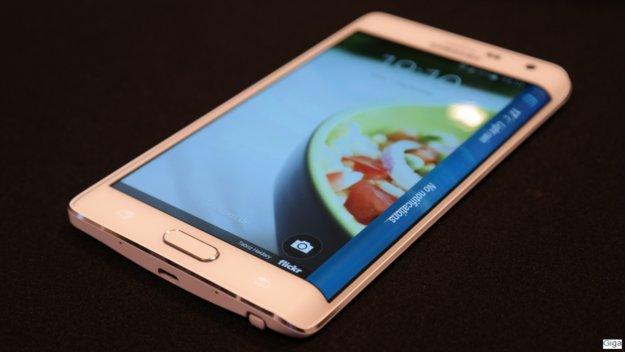 Samsung Galaxy S6 Edge sprengt AnTuTu-Benchmark