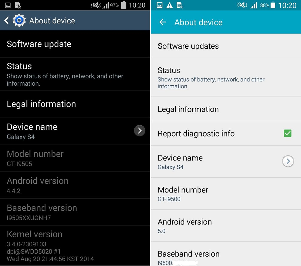samsung-galaxy-s4-android-5-lollipop-vergleich-4.4-kitkat-touchwiz-version