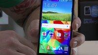 Samsung Galaxy S4 & S5: Neue Android 5.0 Lollipop-Builds mit TouchWiz UI im Video