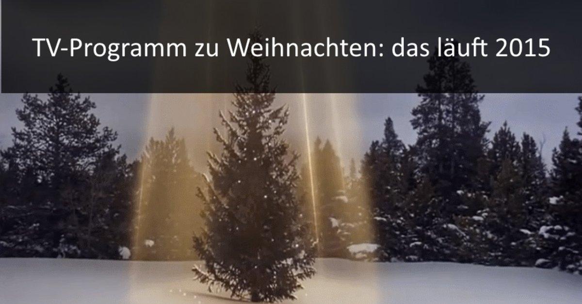 Fernsehprogramm Weihnachten 2015: Die Highlights der TV-Sender – GIGA