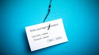 Phishing-Webseiten: Fast die Hälfte aller Besucher geben Daten ein