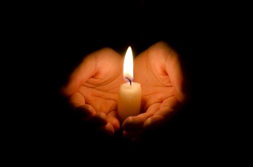 Die Besten Bilder Von Basteln Kerze Whatsapp Trauer Status