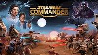 Star Wars Commander: Umfangreiches Aufbau-Strategiespiel von Disney im Test