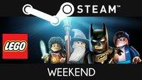 Steam: LEGO Weekend mit Batman, Herr der Ringe, Harry Potter und mehr