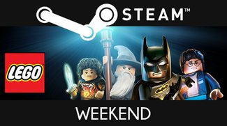 Steam: LEGO Weekend mit Batman, Herr der Ringe, Harry Potter und mehr