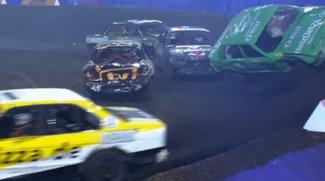 TV Total Stock Car Crash Challenge Live-Stream 2015 bei Pro7 heute online sehen