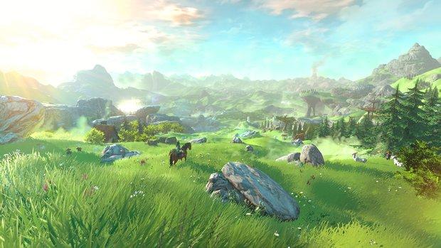 The Legend of Zelda: Darum zeigte Nintendo es nicht
