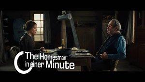 The Homesman in einer Minute