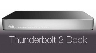 OWC Thunderbolt 2 Dock: Neuzugang mit 12 Anschlüssen (Update: Hierzulande verfügbar)