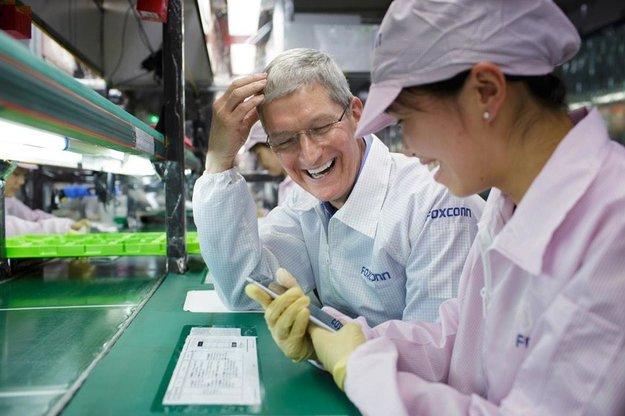 Reaktion auf Trump: Foxconn prüft iPhone-Produktion in den USA