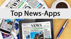 Die besten Nachrichten-Apps im Überblick