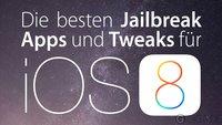 Cydia: Top 20 Jailbreak Apps und Tweaks für iOS 8 in 2014