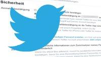 Twitter: Anmeldebestätigung per SMS ab sofort für alle verfügbar