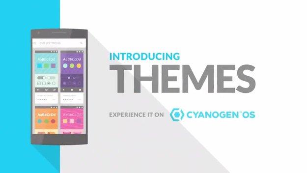 Cyanogen OS: Gewinnt im Themes Contest ein Cyanogen-Smartphone