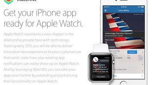 Apple-Watch-Entwickler in Cupertino: Hinweis für Apple Pay in Deutschland