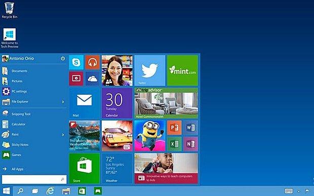 Windows 10: Erscheinungsdatum - Release in Deutschland & international