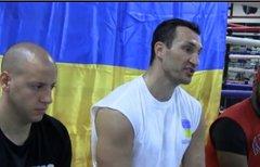 Boxen im Live-Stream: Wladimir...