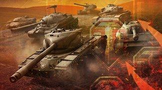 World of Tanks: Dritte Clankrieg-Kampagne 2014 ist gestartet