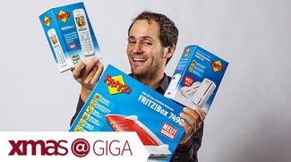 Verlosung: FRITZ!Box-Paket im Wert von 467 Euro im Adventskalender