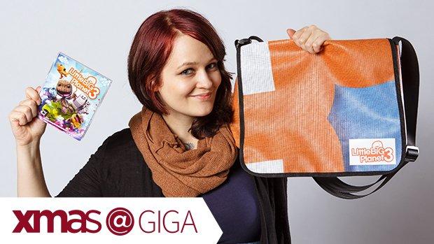 LittleBigPlanet 3: Gewinnt 2 Pakete mit Spiel, Tasche und Goodies!