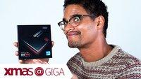 Gewinnt eine Samsung SSD 850 PRO Festplatte mit 256 GB Speicher