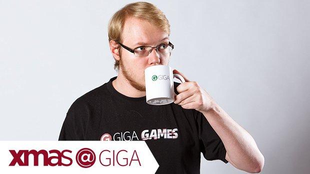 Rarität für GIGA-Fans: Exklusive Tasse mit GIGA-Logo gratis