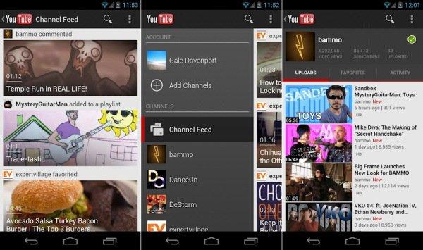 YouTube: Mit der neuen App ist das Surfen von Videos jetzt noch intuitiver