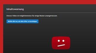YouTube: Altersbeschränkung umgehen (ohne Anmeldung)