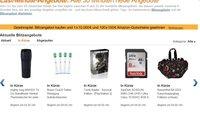 Amazon Last Minute Deals: Die besten Technik-Schnäppchen am Freitag – mit GoPro-Cams, Samsung Galaxy S5, HTC One (M8) und mehr [Deals] [Update]