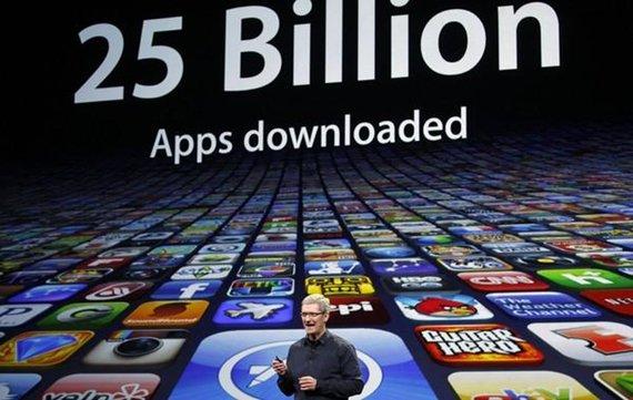 Apple-Apps gibt's nur im Ausnahmefall auch für andere Plattformen