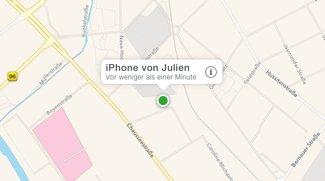 Apple setzt in iCloud auf eigenen Kartendienst statt Google Maps