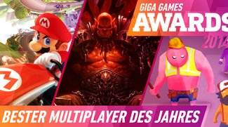 GIGA GAMES Awards 2014: Bester Multiplayer des Jahres