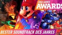 GIGA GAMES Awards 2014: Bester Soundtrack des Jahres