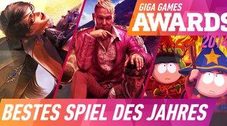 GIGA GAMES Awards 2014: Bestes Spiel des Jahres