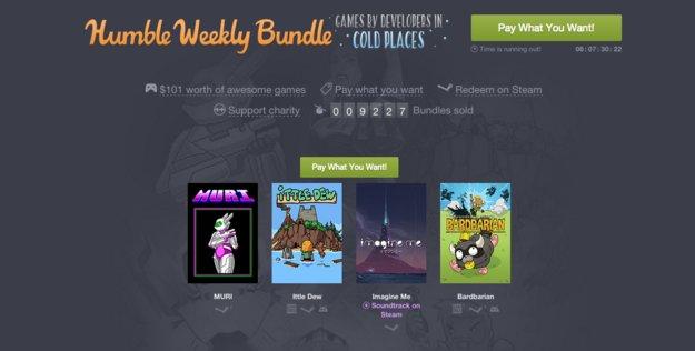 Humble Weekly Sale: Neue Angebote gestartet