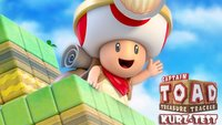 Captain Toad Treasure Tracker Kurztest: Klein, aber Oho!