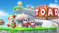 Captain Toad - Treasure Tracker: Release des Pilz-Abenteuers