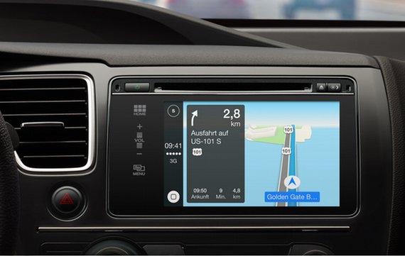 CarPlay unterstützt vorerst keine Navi-Apps von Drittanbietern