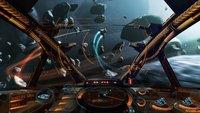 Elite Dangerous: Erstes Alien-Raumschiff erfolgreich zerstört