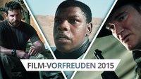Die Film-Vorfreuden 2015 der GIGA FILM Redaktion