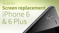 iPhone 6 & iPhone 6 Plus screen replacement: Step by step photo guide