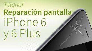 iPhone 6 & iPhone 6 Plus cambio de pantalla: Guía paso a paso