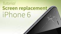 iPhone 6 screen repair tutorial and FAQ