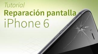 iPhone 6 reparación pantalla: Tutorial y preguntas más frecuentes