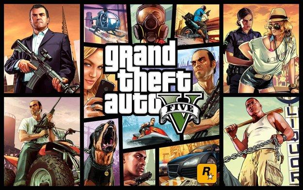 GTA 5: War laut Rockstar immer für PC geplant