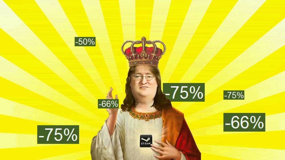 Steam Sale 2014
